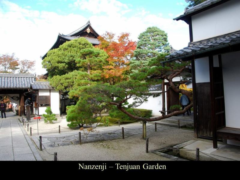 Nanzenji garden