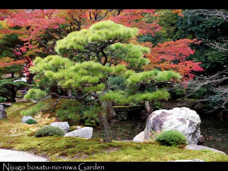 Nijugo bosatu no niwa garden